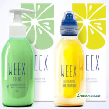 купить Weex напиток+крем в Гродно